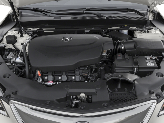 2016 Acura TLX Prices and Values Sedan 4D Advance V6 engine