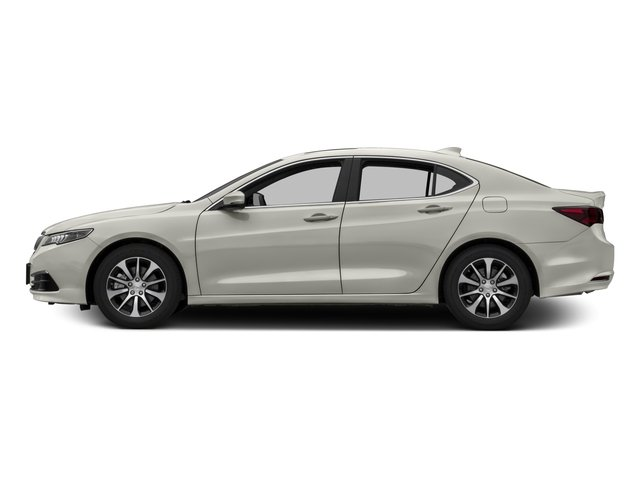 2016 Acura TLX Pictures TLX Sedan 4D I4 photos side view