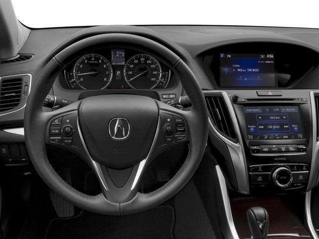 2016 Acura TLX Pictures TLX Sedan 4D I4 photos driver's dashboard