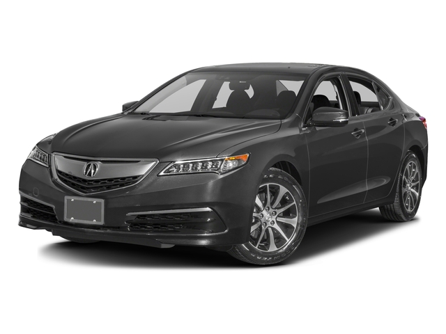 2016 Acura TLX Prices and Values Sedan 4D Technology I4