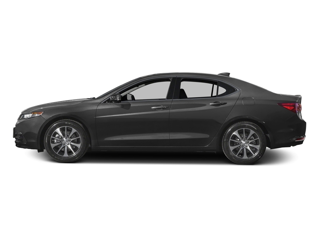 2016 Acura TLX Prices and Values Sedan 4D Technology I4 side view