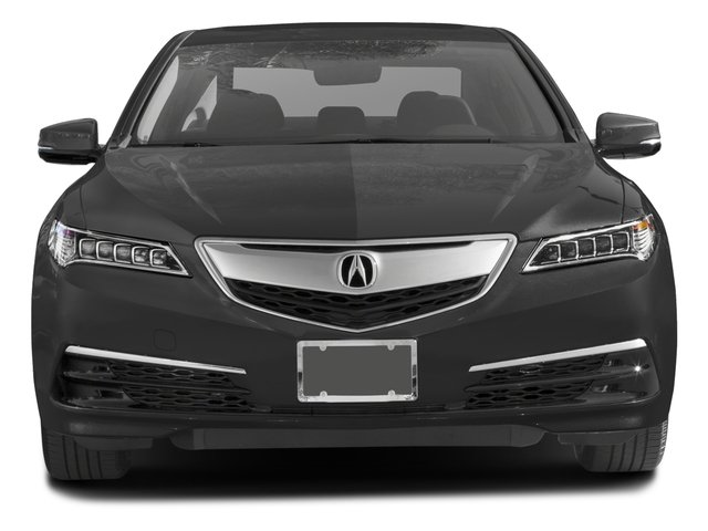 2016 Acura TLX Prices and Values Sedan 4D Technology I4 front view