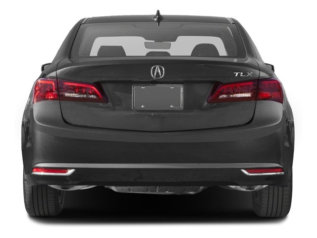 2016 Acura TLX Prices and Values Sedan 4D Technology I4 rear view