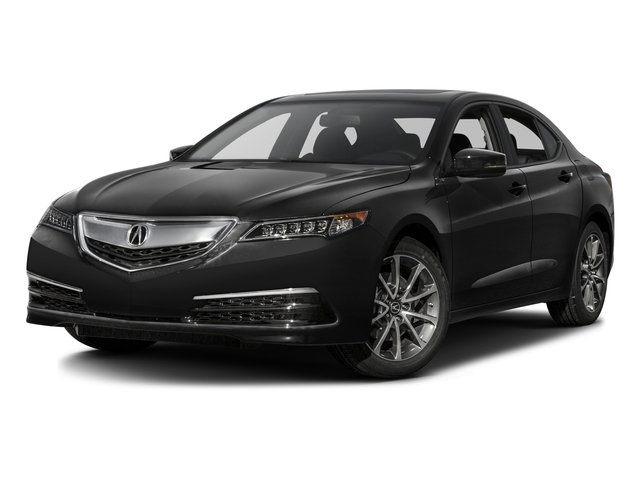 2016 Acura TLX Prices and Values Sedan 4D V6 side front view