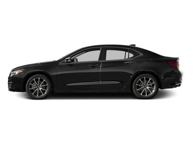 2016 Acura TLX Prices and Values Sedan 4D V6 side view