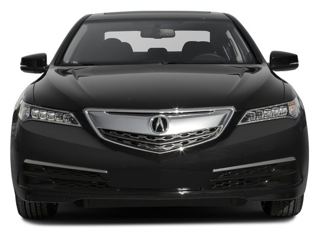 2016 Acura TLX Prices and Values Sedan 4D V6 front view