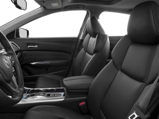 2016 Acura TLX Prices and Values Sedan 4D V6 front seat interior