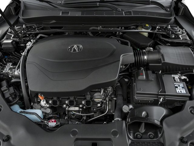 2016 Acura TLX Prices and Values Sedan 4D V6 engine