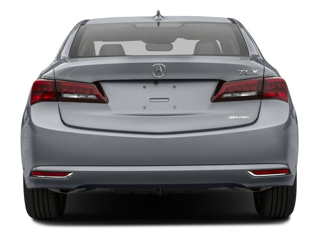 2016 Acura TLX Prices and Values Sedan 4D Technology AWD V6 rear view
