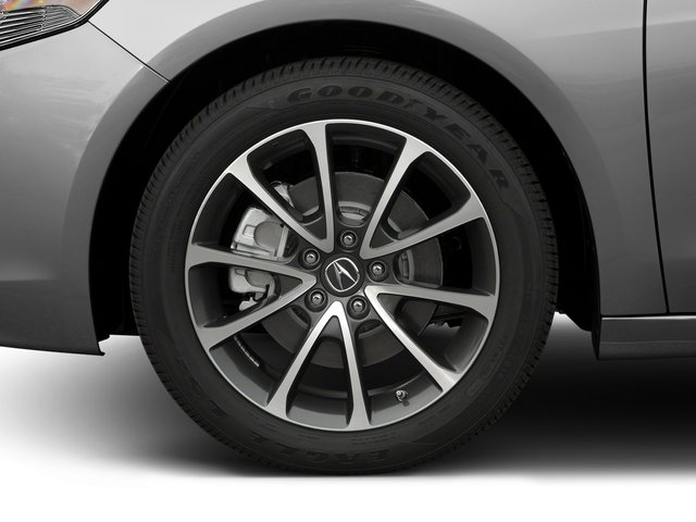 2016 Acura TLX Prices and Values Sedan 4D Technology AWD V6 wheel