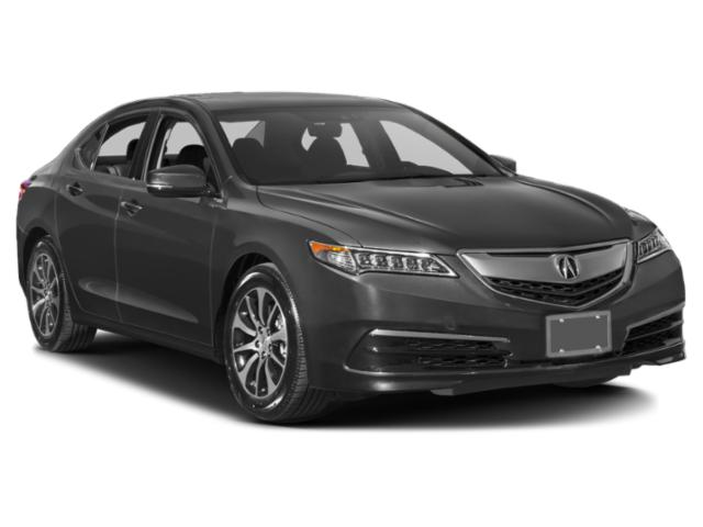 2016 Acura TLX Prices and Values Sedan 4D Technology I4 side front view