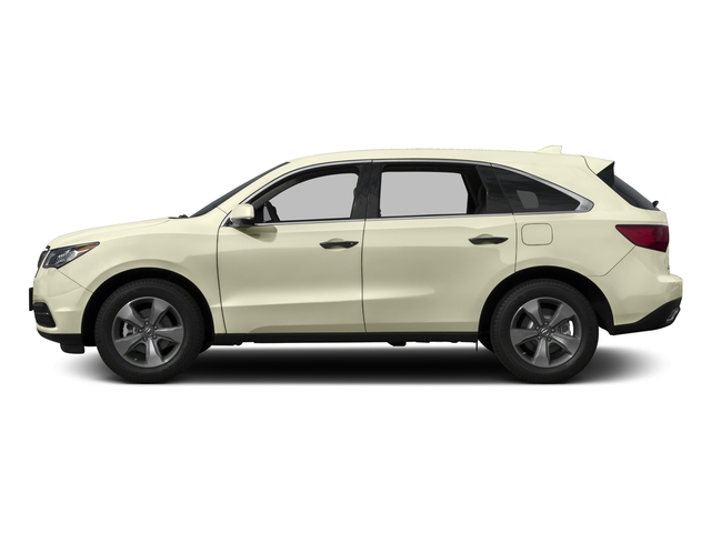 2016 Acura MDX Prices and Values Utility 4D AWD V6 side view
