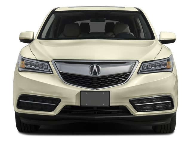 2016 Acura MDX Prices and Values Utility 4D AWD V6 front view