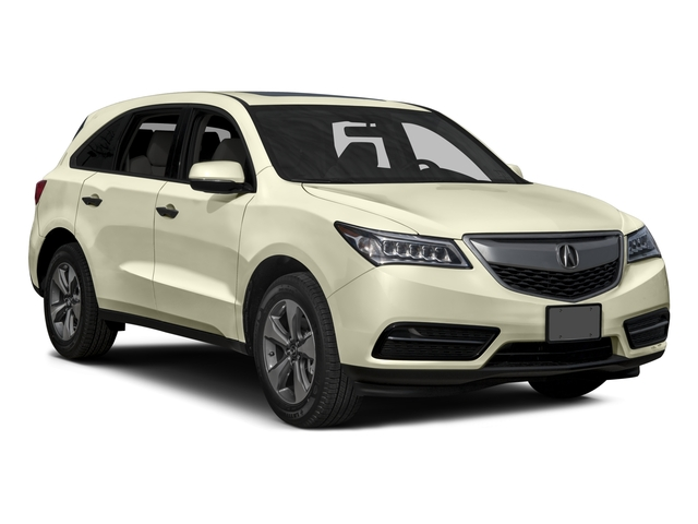2016 Acura MDX Prices and Values Utility 4D AWD V6 side front view