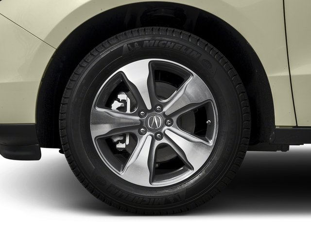 2016 Acura MDX Prices and Values Utility 4D AWD V6 wheel
