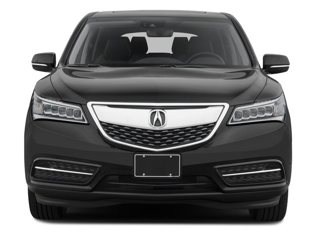 2016 Acura MDX Prices and Values Utility 4D Technology 2WD V6 front view