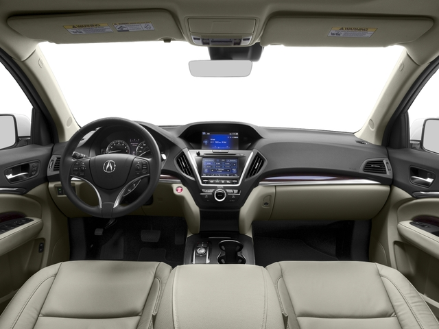 2016 Acura MDX Prices and Values Utility 4D Technology 2WD V6 full dashboard