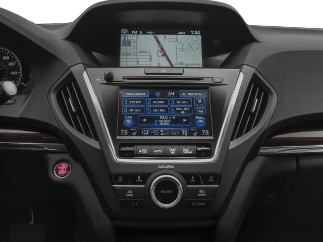 2016 Acura MDX Prices and Values Utility 4D Technology 2WD V6 stereo system
