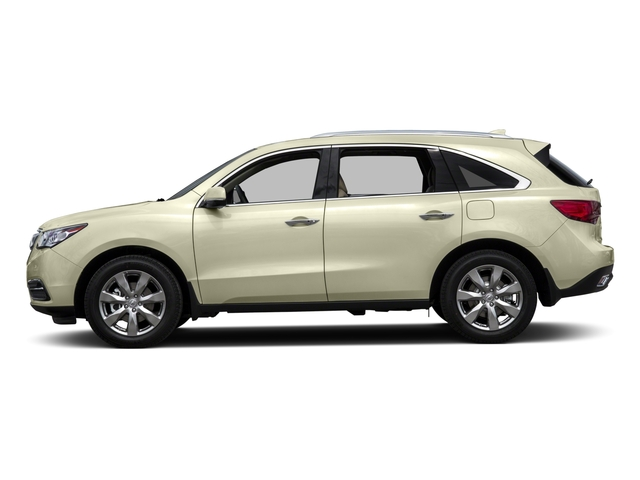 2016 Acura MDX Prices and Values Utility 4D Advance AWD V6 side view