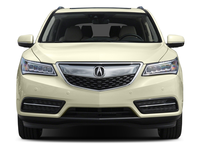 2016 Acura MDX Prices and Values Utility 4D Advance AWD V6 front view