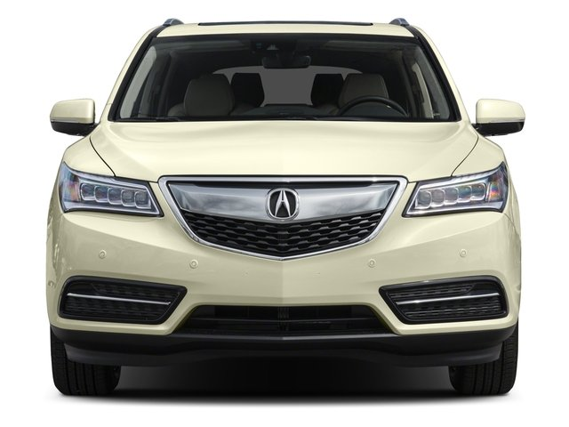 2016 Acura MDX Pictures MDX Utility 4D Advance AWD V6 photos front view