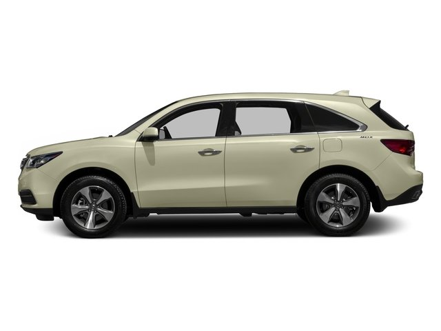 2016 Acura MDX Prices and Values Utility 4D 2WD V6 side view