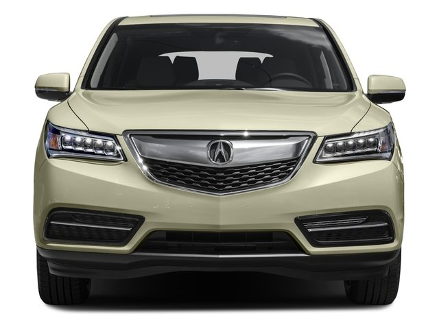 2016 Acura MDX Prices and Values Utility 4D 2WD V6 front view