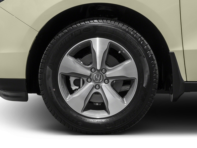 2016 Acura MDX Pictures MDX Utility 4D 2WD V6 photos wheel