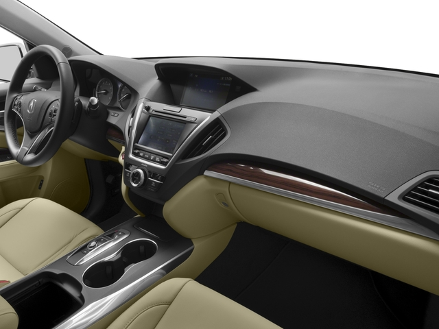 2016 Acura MDX Prices and Values Utility 4D 2WD V6 passenger's dashboard
