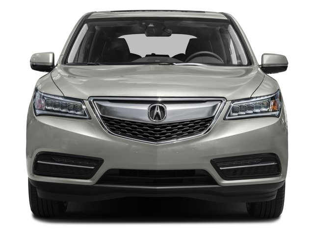 2016 Acura MDX Pictures MDX Utility 4D Technology DVD 2WD V6 photos front view