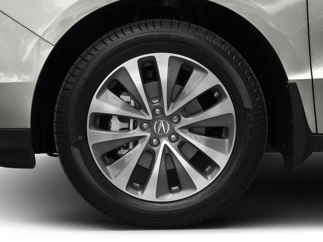 2016 Acura MDX Prices and Values Utility 4D Technology DVD 2WD V6 wheel