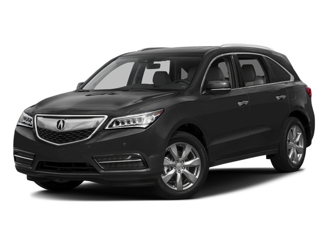 2016 Acura MDX Prices and Values Utility 4D Advance DVD 2WD V6