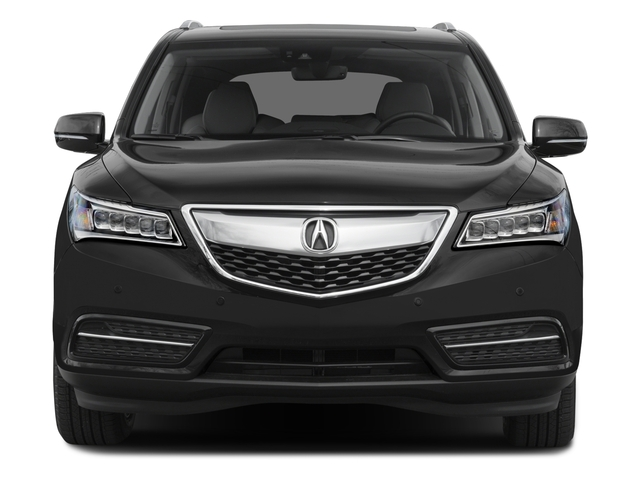 2016 Acura MDX Prices and Values Utility 4D Advance DVD 2WD V6 front view
