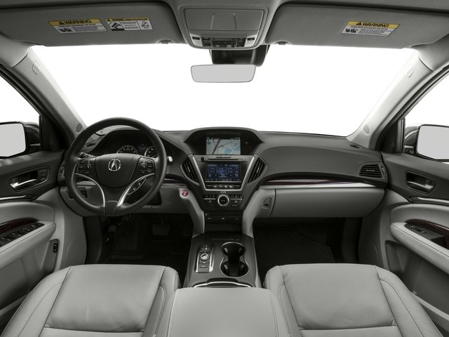 2016 Acura MDX Prices and Values Utility 4D Advance DVD 2WD V6 full dashboard