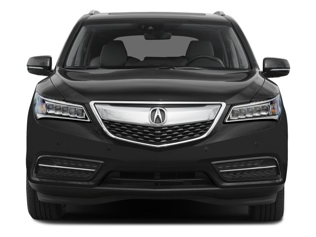 2016 Acura MDX Prices and Values Utility 4D Advance DVD AWD V6 front view