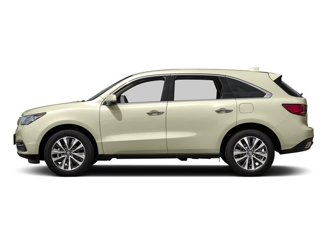2016 Acura MDX Prices and Values Utility 4D Technology AWD V6 side view