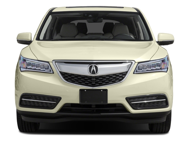 2016 Acura MDX Prices and Values Utility 4D Technology AWD V6 front view