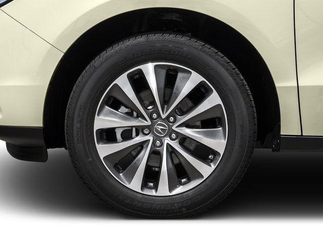 2016 Acura MDX Prices and Values Utility 4D Technology AWD V6 wheel