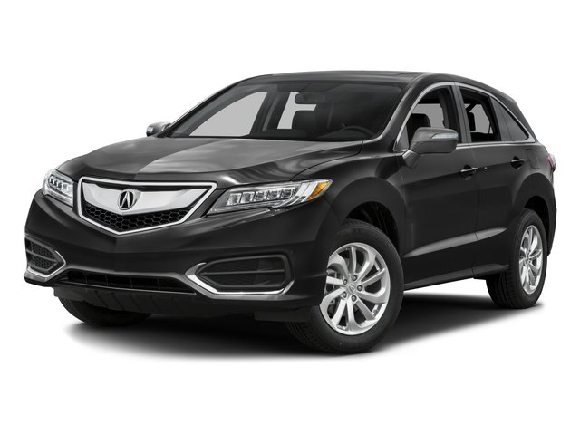 2016 Acura RDX Prices and Values Utility 4D Technology AWD V6 side front view
