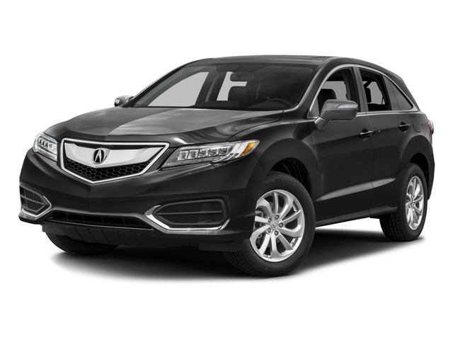 2016 Acura RDX Prices and Values Utility 4D Technology AWD V6