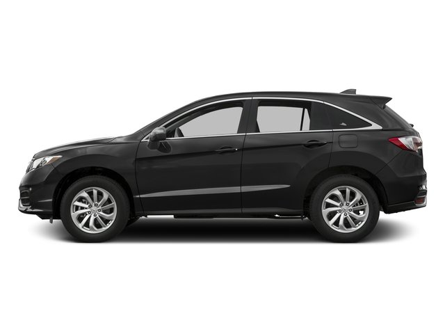 2016 Acura RDX Pictures RDX Utility 4D Technology AWD V6 photos side view