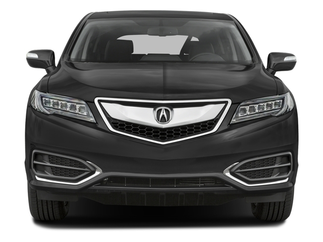 2016 Acura RDX Prices and Values Utility 4D Technology AWD V6 front view