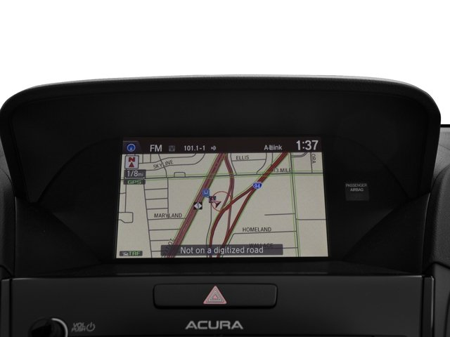 2016 Acura RDX Prices and Values Utility 4D Technology AWD V6 navigation system