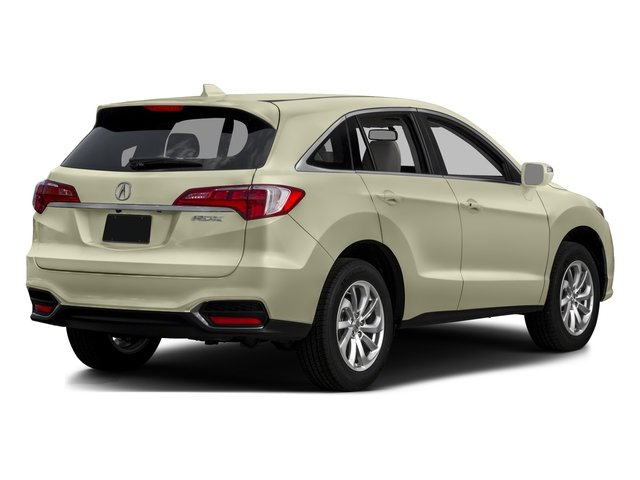 2016 Acura RDX Prices and Values Utility 4D Technology 2WD V6 side rear view