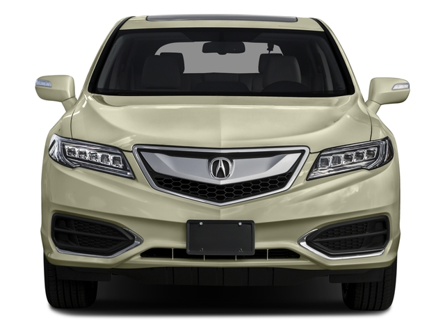 2016 Acura RDX Prices and Values Utility 4D Technology 2WD V6 front view