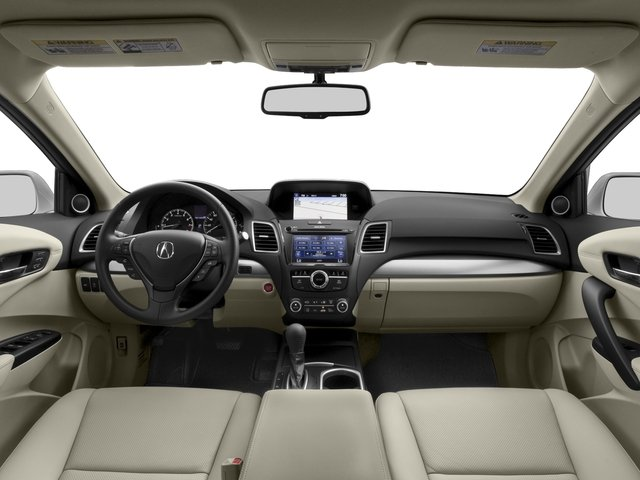 2016 Acura RDX Prices and Values Utility 4D Technology 2WD V6 full dashboard