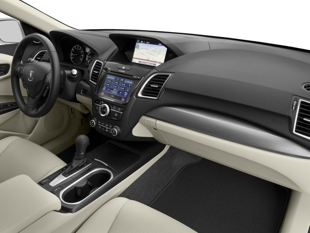 2016 Acura RDX Prices and Values Utility 4D Technology 2WD V6 passenger's dashboard