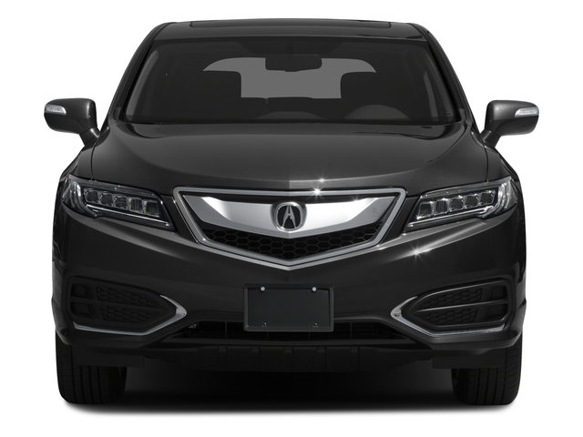 2016 Acura RDX Prices and Values Utility 4D 2WD V6 front view