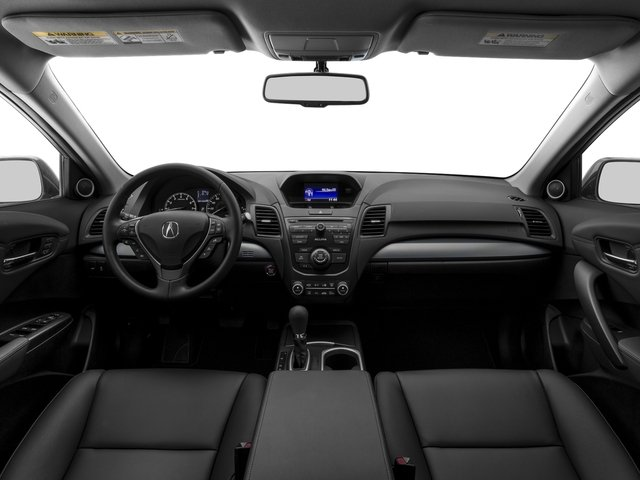 2016 Acura RDX Prices and Values Utility 4D 2WD V6 full dashboard