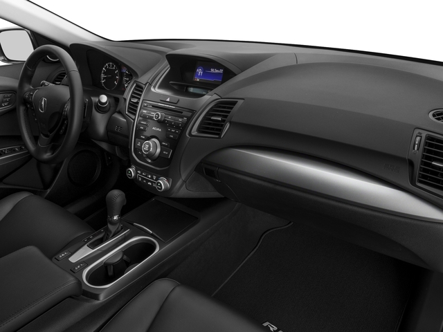 2016 Acura RDX Prices and Values Utility 4D 2WD V6 passenger's dashboard